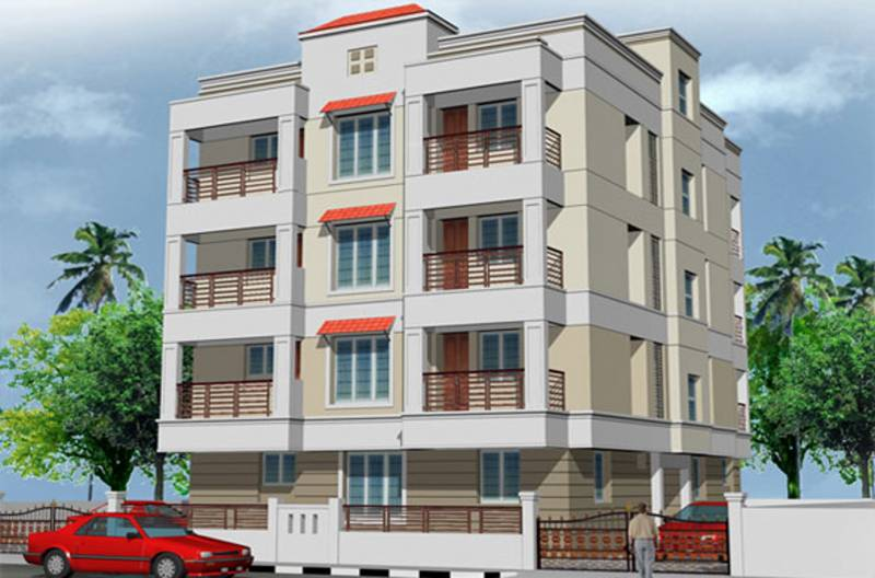 Images for Elevation of Girishchandra Constructions Girish Prasanna