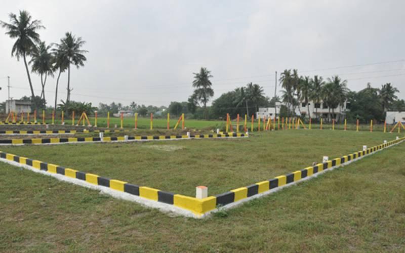 Images for Elevation of Deepam Sree Kamakshiamman Avenue