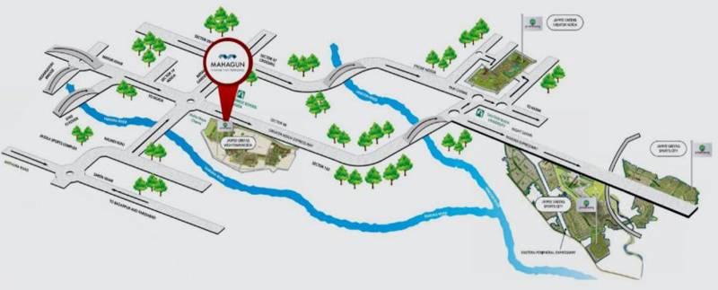 Images for Location Plan of Annapurna Aquarius