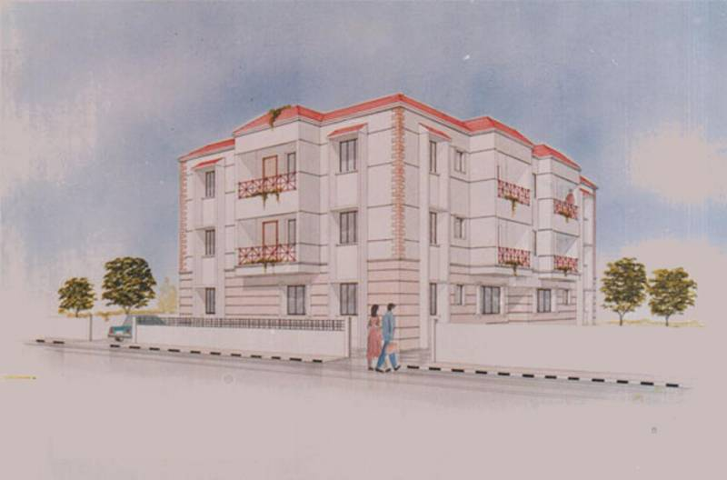 Images for Elevation of Girishchandra Om Sai