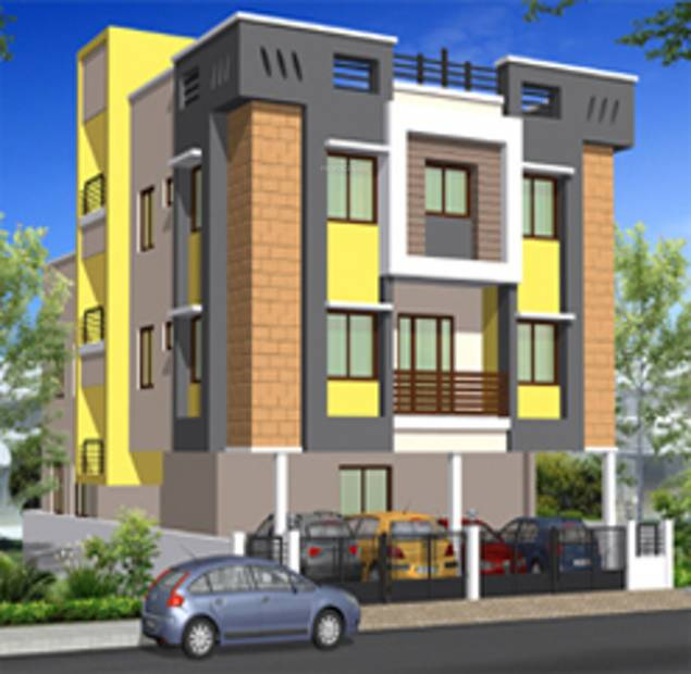 Images for Elevation of Queens Mahendra