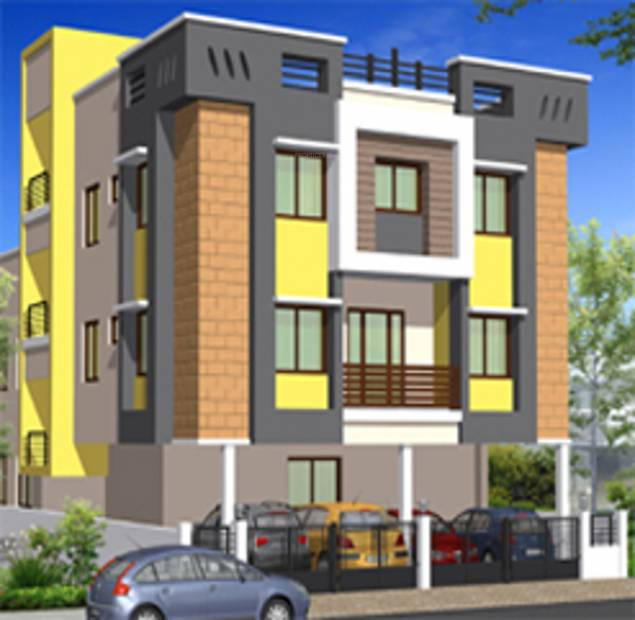 Images for Elevation of Queens Madhava