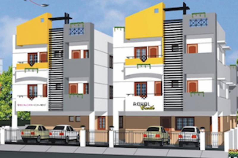 Images for Elevation of Colorhomes Royal Castle