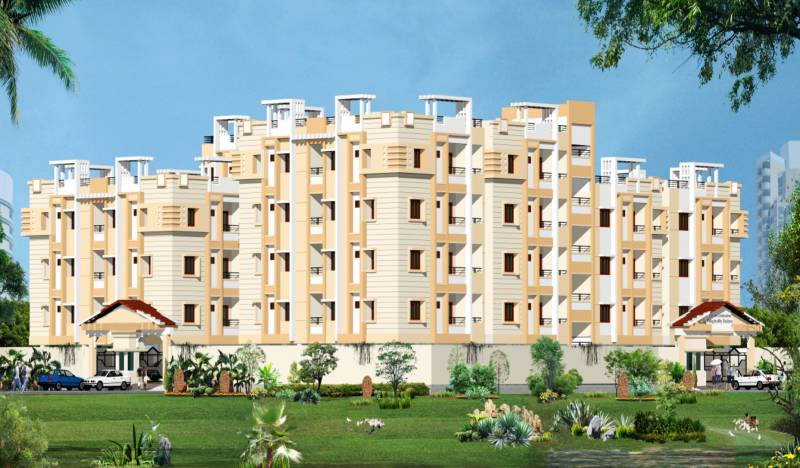 Images for Elevation of Manju Thilakavathi Enclave