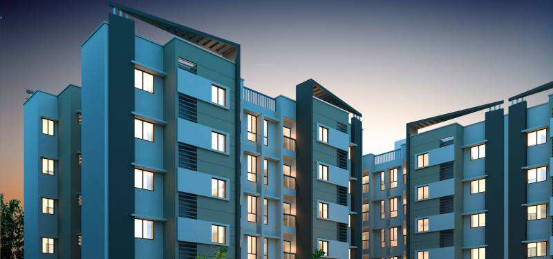 Images for Elevation of Pratham Paradise Apartments