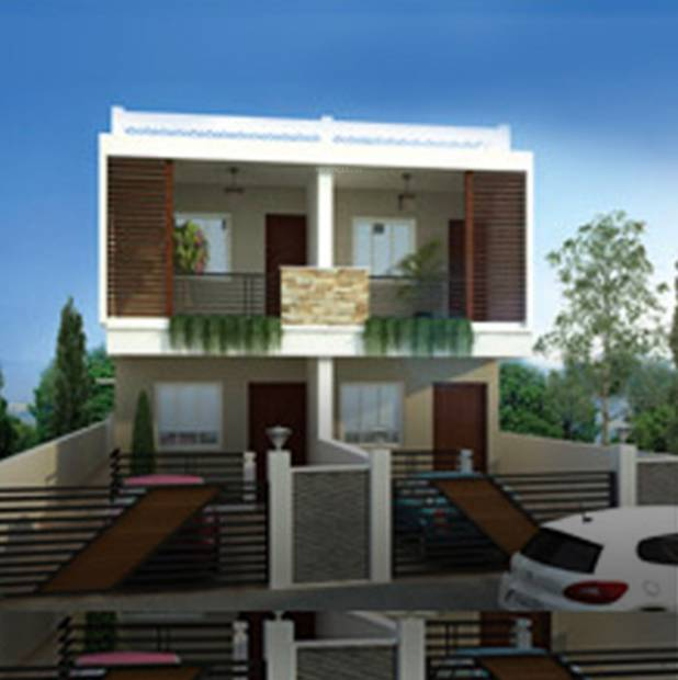 Images for Elevation of Steps Stone American NRI City
