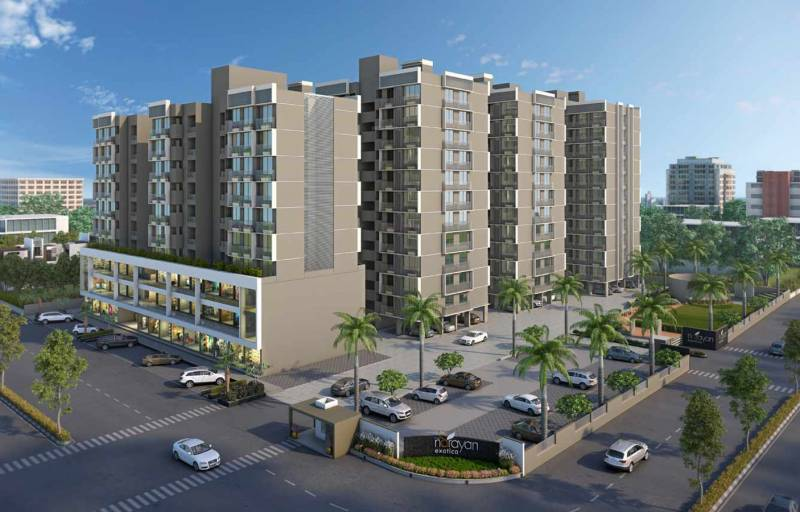Images for Elevation of Shree Narayan Exotica