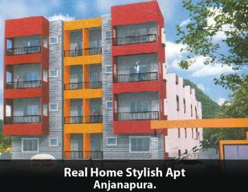 Images for Elevation of Vijaya Real Home Stylish Apartment