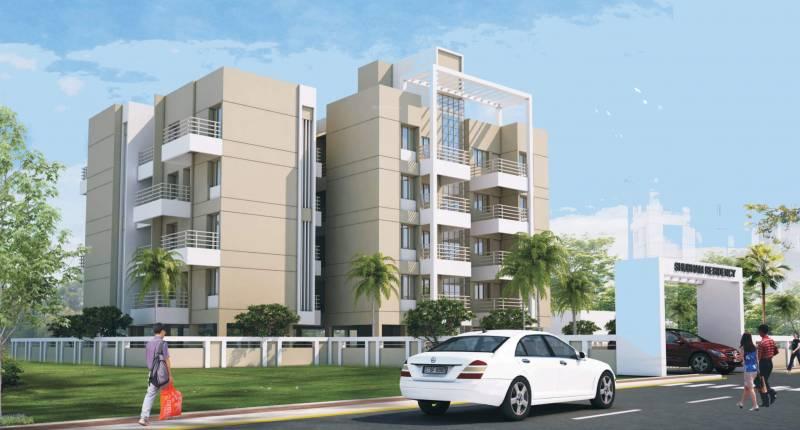 residency Images for Elevation of Shubham Residency