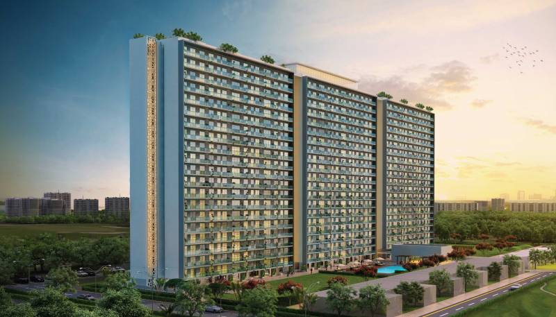 Images for Elevation of Godrej The Suites