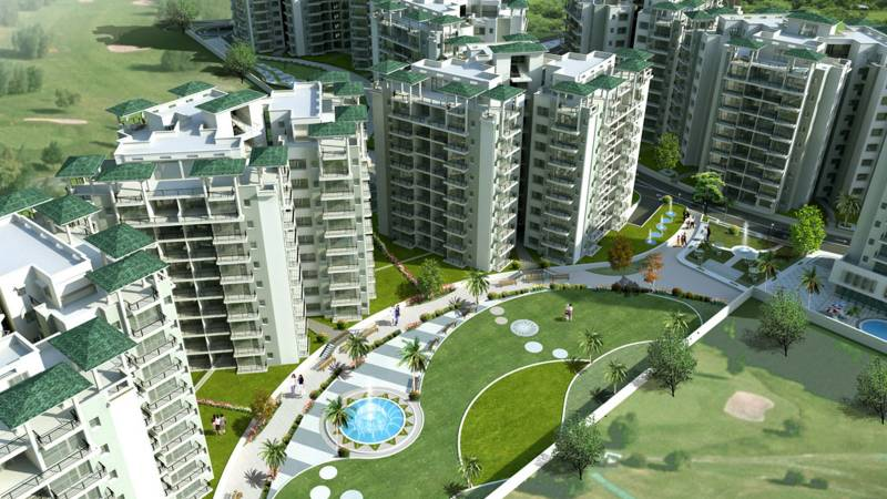 Images for Elevation of Adarsh Buildestate Royal Palms