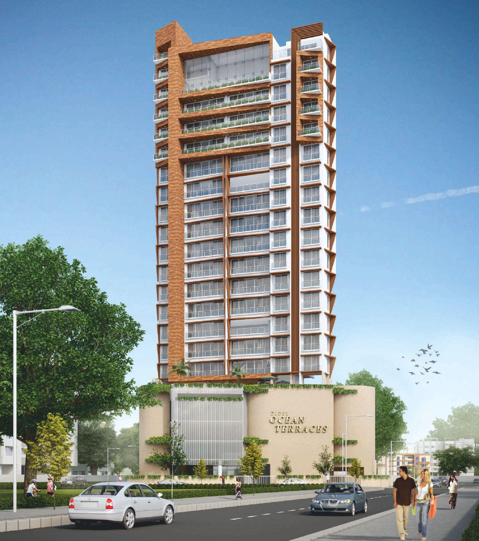 Ocean Floor Elevation : Dipti ocean terraces in dadar west mumbai price