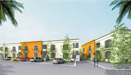 Images for Elevation of Tens Oak Tree Annex