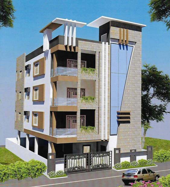 Images for Elevation of Abhigyan Rama Residency