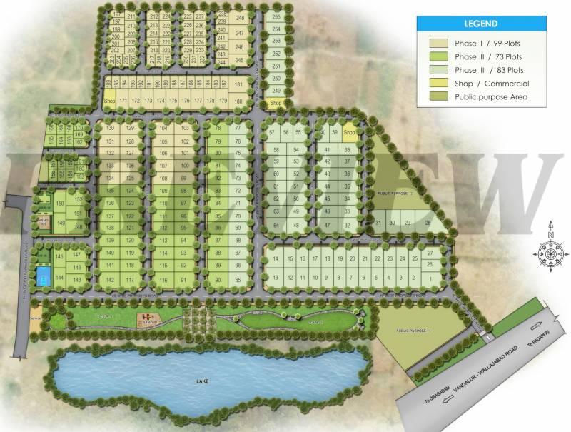 crescent-enclave Images for Layout Plan of TATA Crescent Enclave