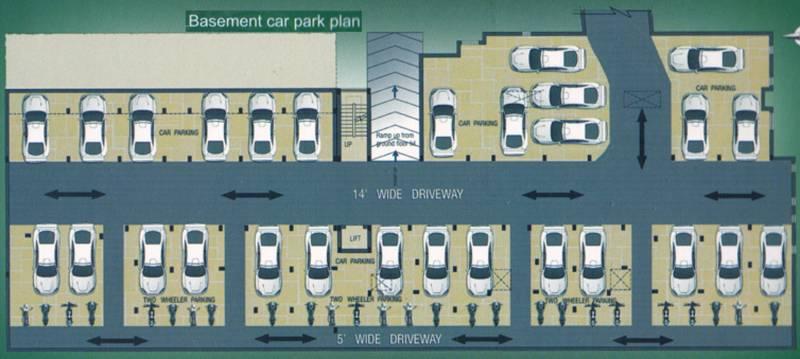 Images for Cluster Plan of Alpha Kamban Estate Phase 2