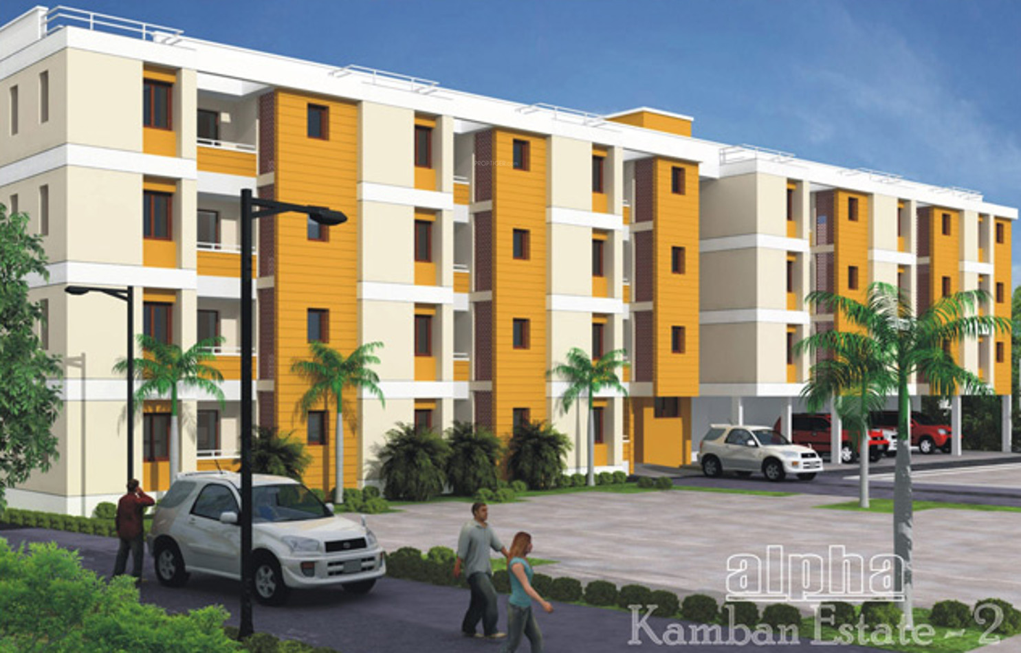 Flats/Apartments in Pondicherry – Buy Residential Apartments/Flats