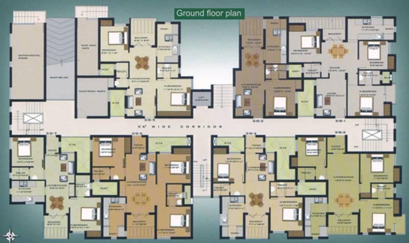 Images for Cluster Plan of Alpha Kamban Estate Phase 3