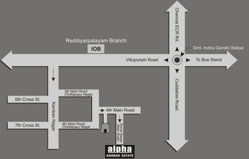 Images for Location Plan of Alpha Kamban Estate Phase 3