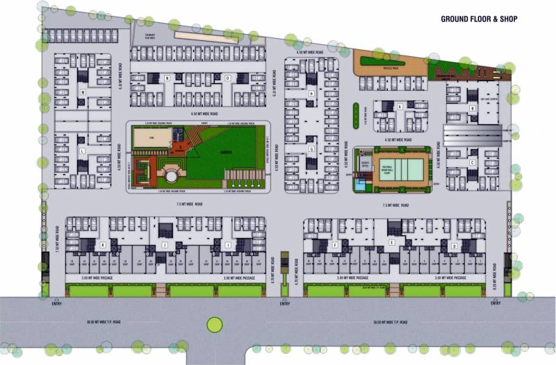 Images for Cluster Plan of Anand Ilyf