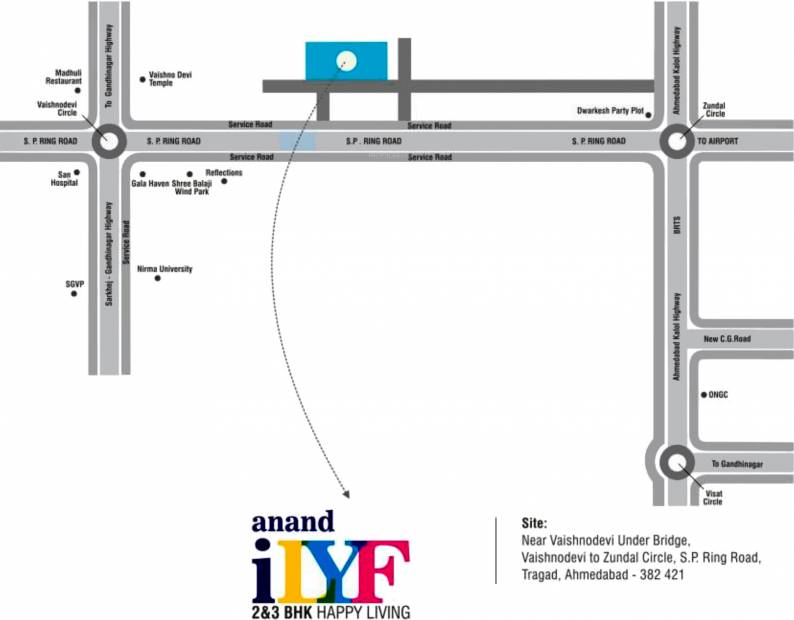 Images for Location Plan of Anand Ilyf