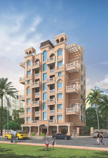 Images for Elevation of GBK Vishwajeet Dwellings