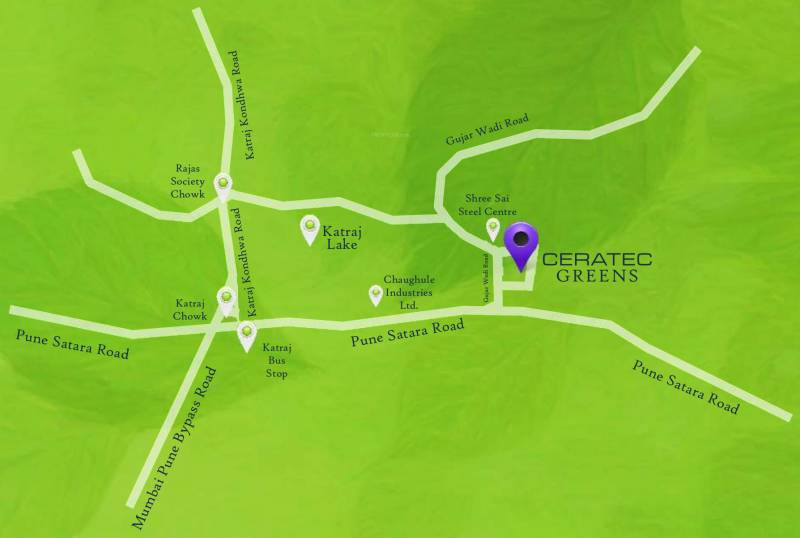Images for Location Plan of Ceratec Greens