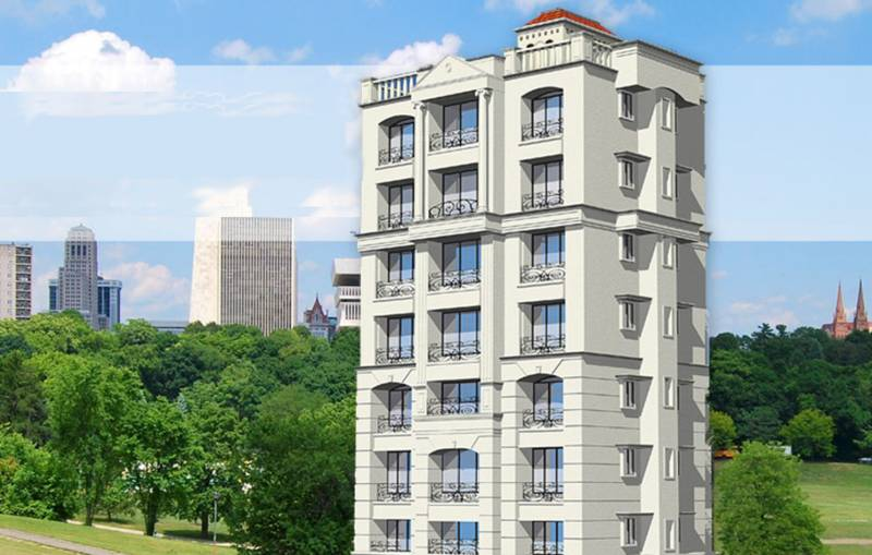 Images for Elevation of Swastik Atharva