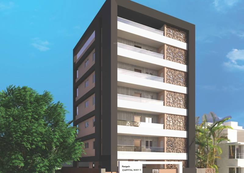 Images for Elevation of Satya Captal Way 2
