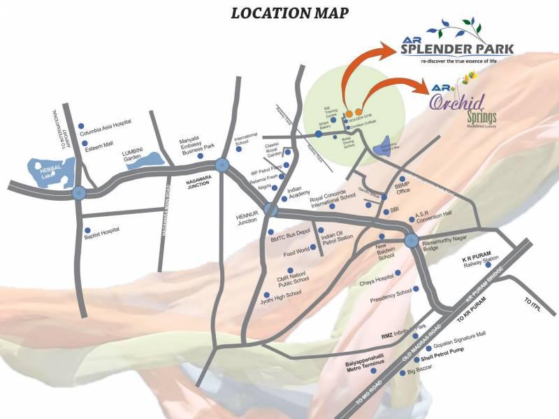 ar-splendor-park Images for Location Plan of Star AR Splendor Park