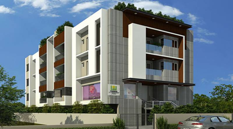Images for Elevation of Pushkar PV Sree Raman Enclave