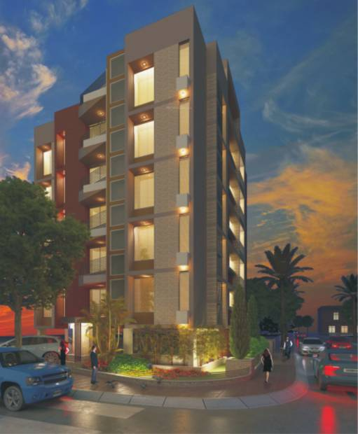 Images for Elevation of Tirth Silver Castle