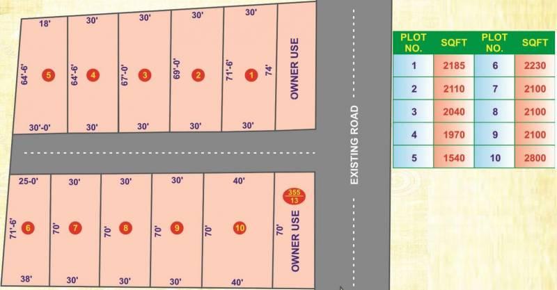 Images for Layout Plan of Sterling Shri Lakshmi Nagar