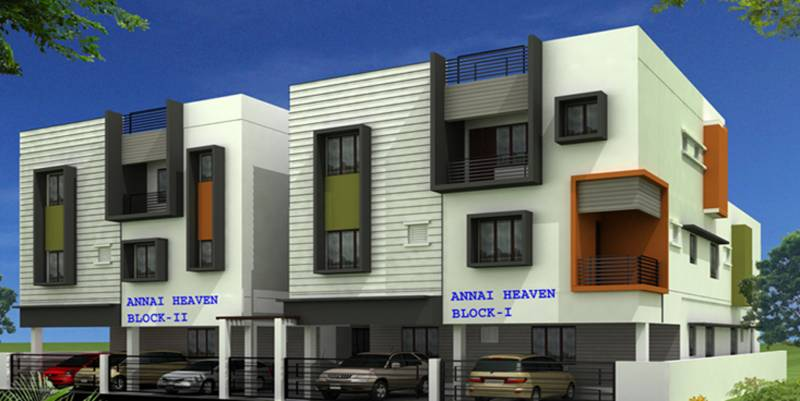Images for Elevation of Annai Annai Heaven
