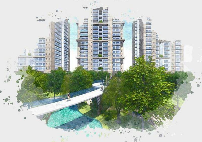 Images for Elevation of Saha Eminence