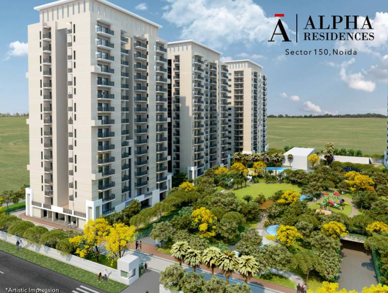 residences Images for Elevation of Saha Eminence