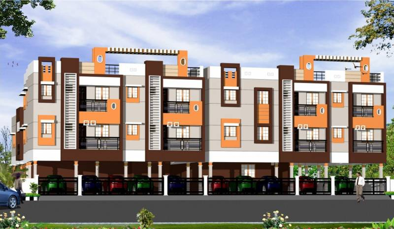 Images for Elevation of Lakshmikantham State Bank Colony