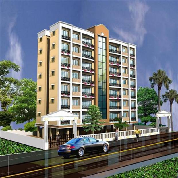Images for Elevation of Shree Sai Royal Ikon