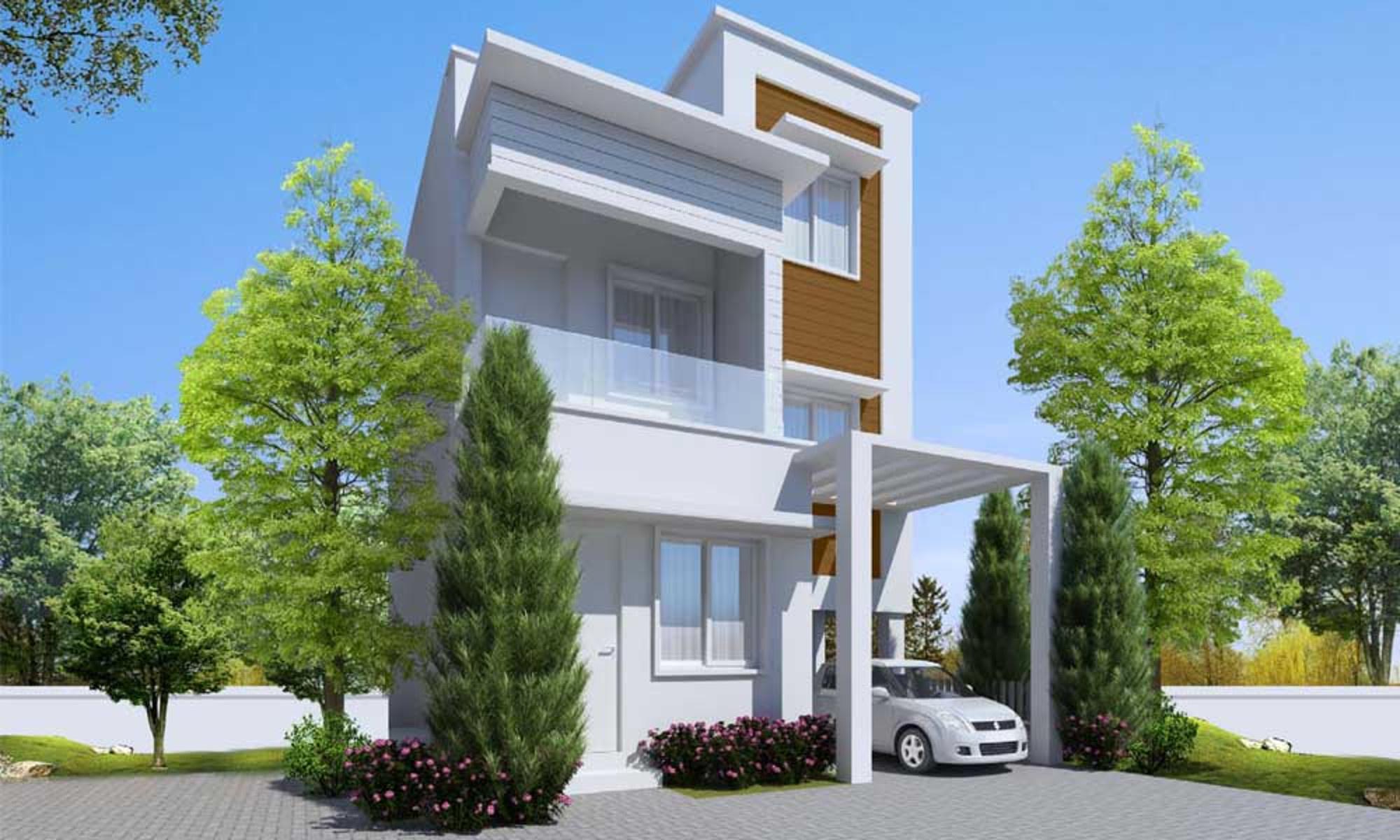 St Angelos Vnct Ventures The White Villas In Oragadam Chennai House Wiring Job Presentationpresentation