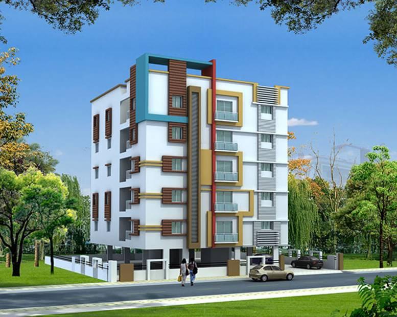 Images for Elevation of Kalyan Constructions Aishwarya Residency