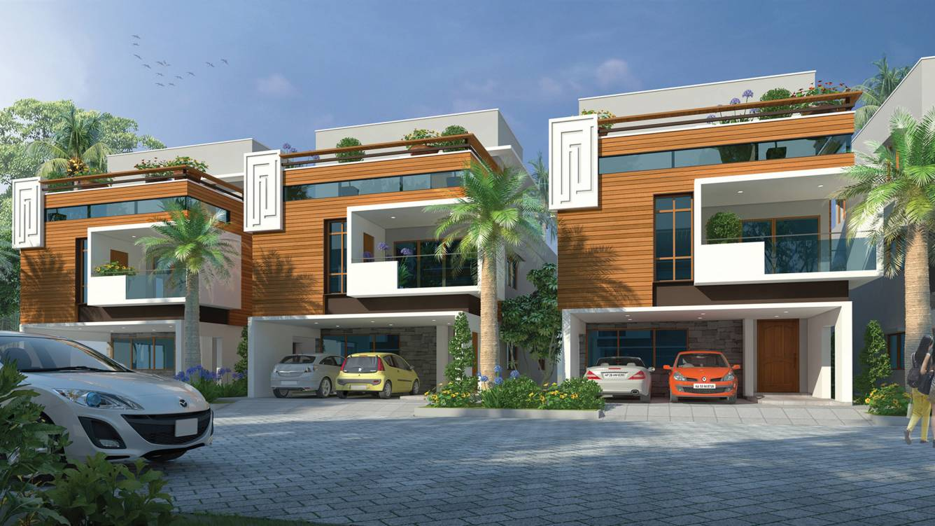 Kalyan Whistling Woods By Kalyan Constructions In Bolarum