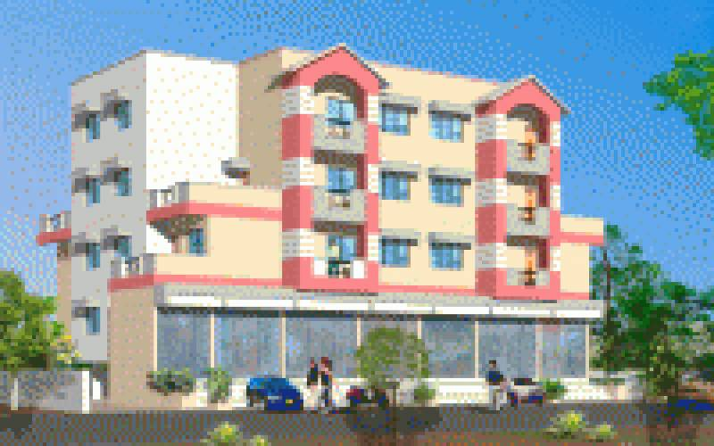 Images for Elevation of Sara Builders Samrudhi