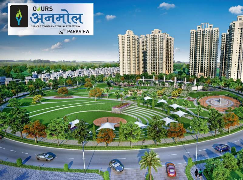 Images for Elevation of Gaursons Anmol