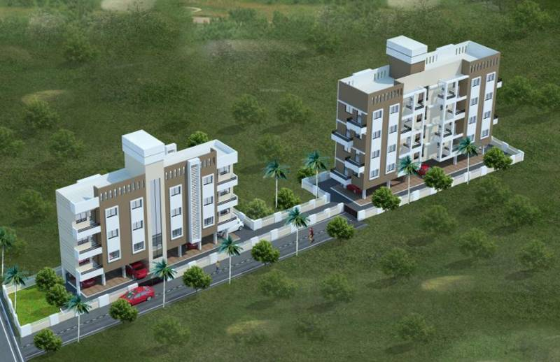 Images for Elevation of Shree Ganesh Vighnaharta Residency
