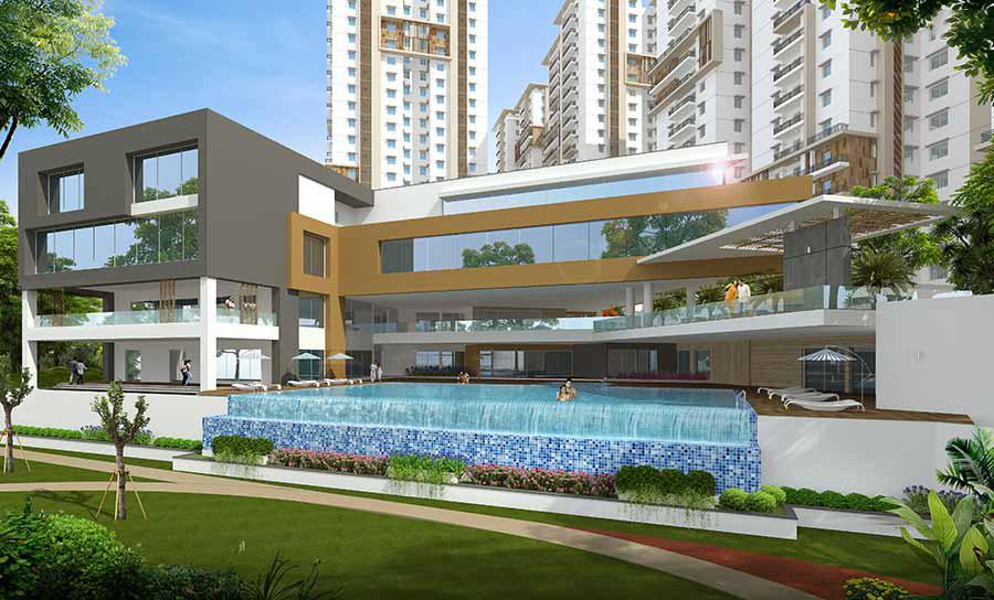 1275 Sq Ft 2 Bhk 2t Apartment For Sale In Aparna Constructions Sarovar Zenith Nallagandla