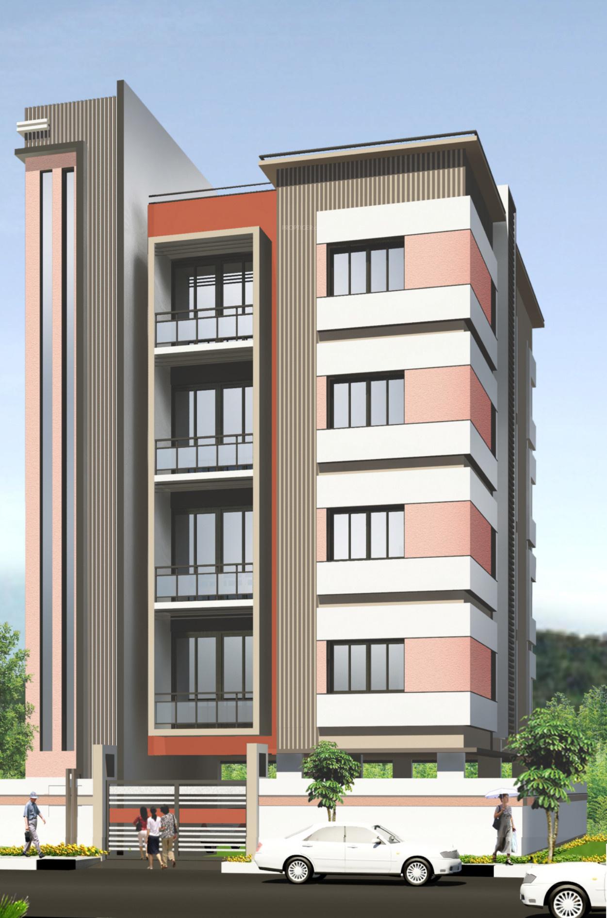 Gem Scope Residency In Madhapur Hyderabad Price