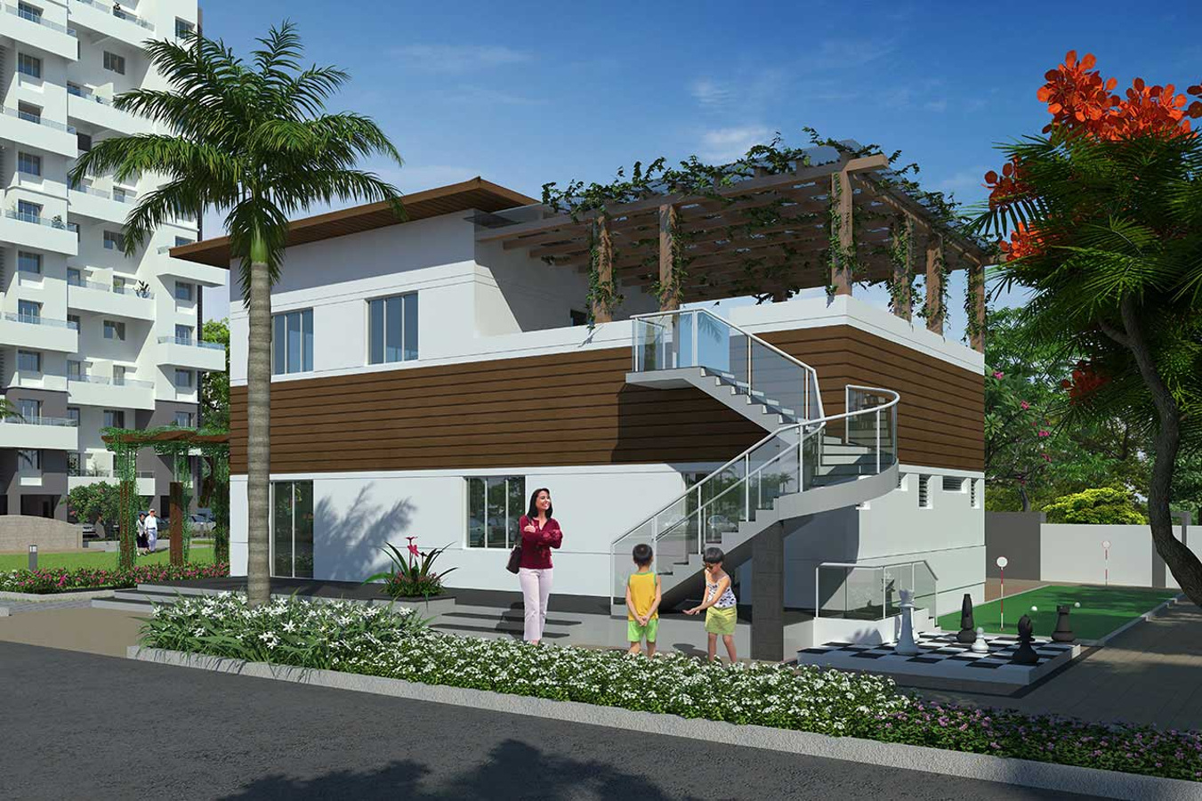 480 Sq Ft 1 Bhk 1t Apartment For Sale In Namrata Group Eco
