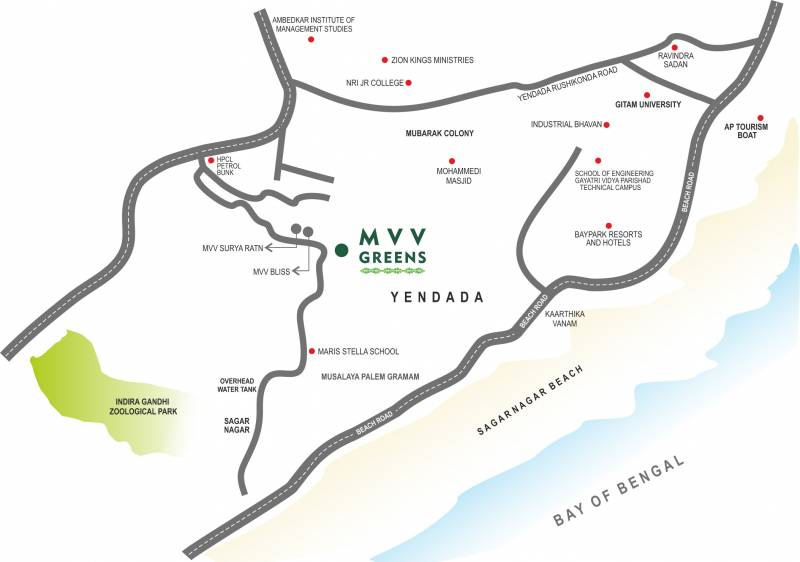 Images for Location Plan of MVV Greens