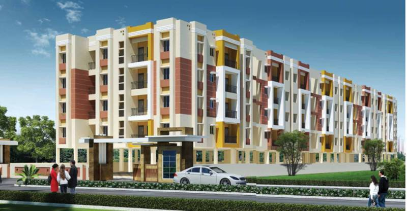 Images for Elevation of Saswat Golap Residency