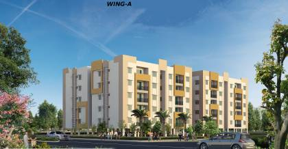 Images for Elevation of Ramky Greenview Apartments